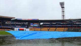 Persistent rain ruins first match of Duleep Trophy in Bengaluru